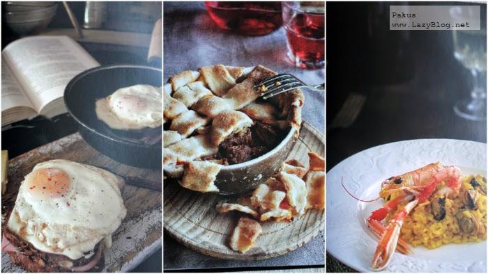 Lazy blog libro de cocina la mesa del pecado - Lazy blog cocina ...