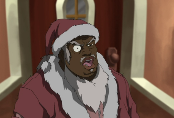 Voice Of Uncle Ruckus Christmas TV Hi...