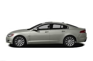 2011 Jaguar XF Base Sedan