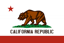 Proud to be a Californian!