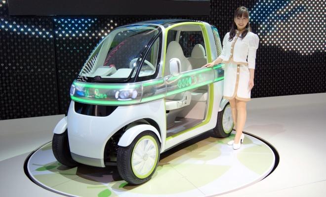 Daihatsu Pico at the Tokyo motor show