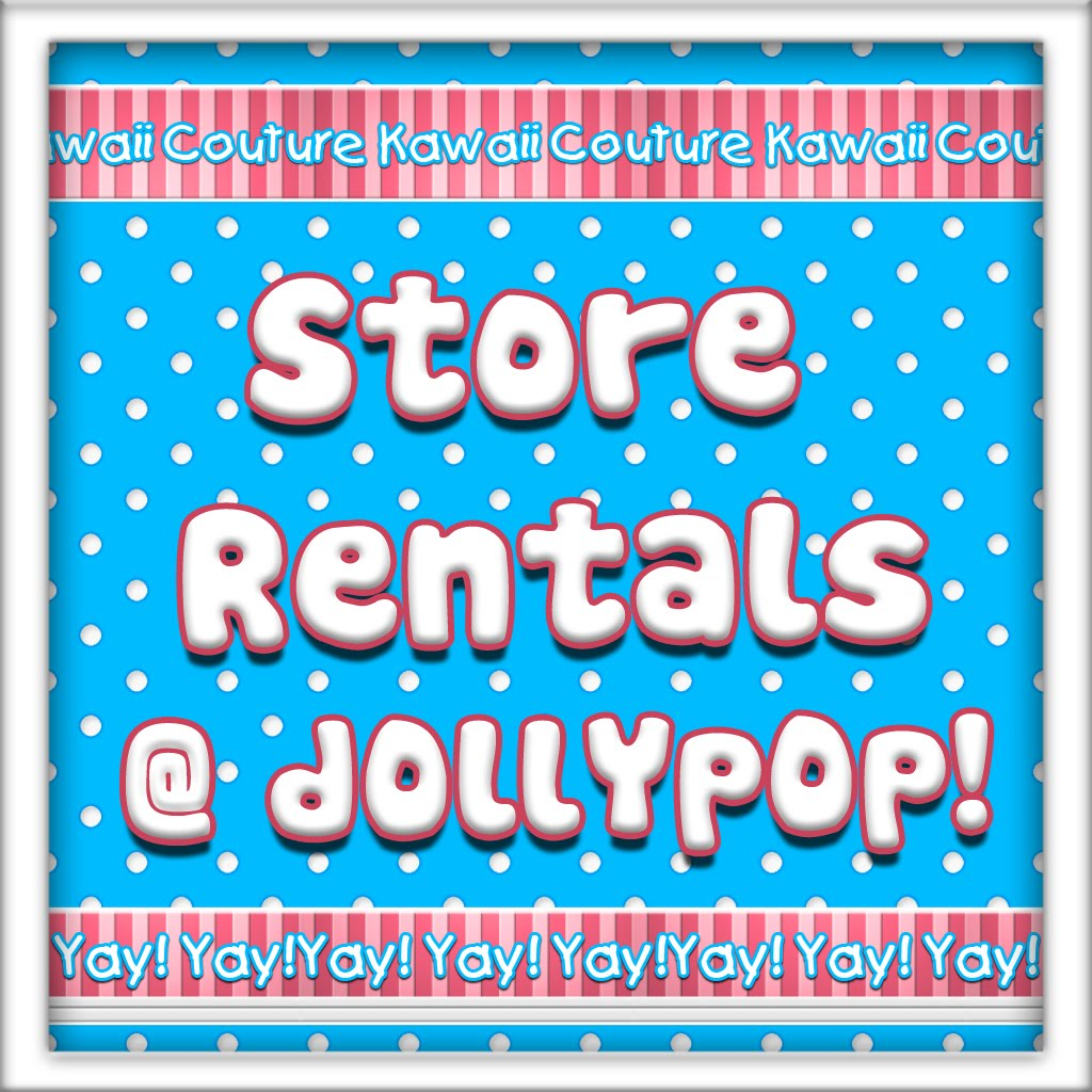Rent Store #3 @ dOllYpOp!