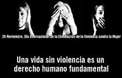 Que pare la violencia contra la mujer