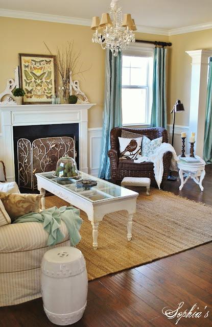 Living Room Jute Rug sophia's: rug shopping tips on a budget
