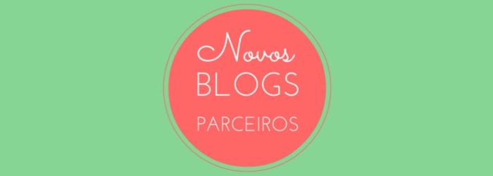 novos blogs parceiros, exalando purpurina