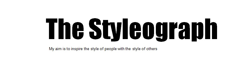 The Styleograph