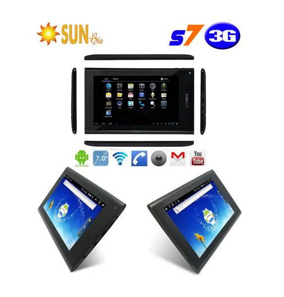 SUNBio S7-3G