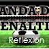 Domingo de reflexión: tras la prórroga, la tanda de penaltis.