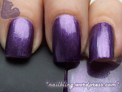 BYS Chrome Purple Swatch