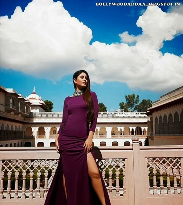 Kareena Kapoor hot legs show