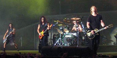 Photo Metallica concert