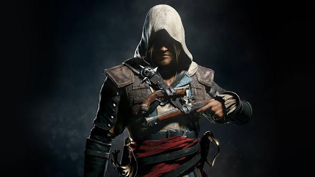 Assassins Creed 4 Black Flag HD Wallpaper