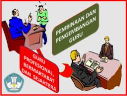 Pelaksanaan Penilaian Kinerja Guru (PKG) dimaksudkan bukan untuk