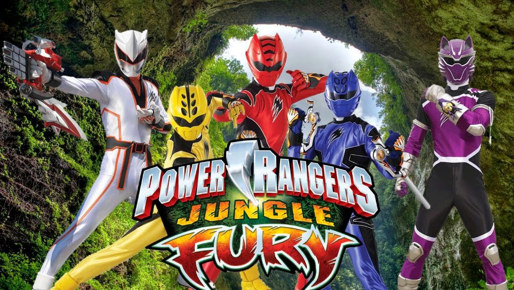 IL MONDO DI SUPERGOKU: POWER RANGERS JUNGLE FURY