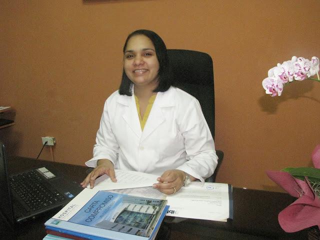 Doctora Joselin Sanchez nueva directora Maternidad La Altagracia