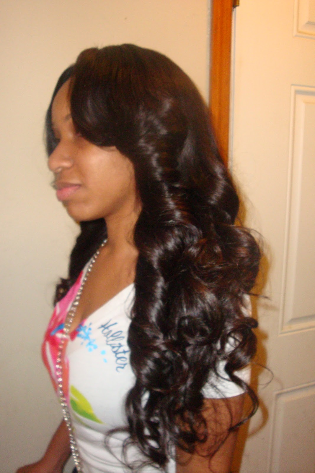 ... Bob With Side Bangs Weave in addition Sew In Bob With Bangs. on sew in