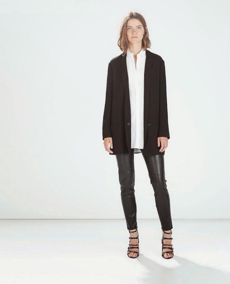 deri etek pantolon 2015 moda bilgilerburada 8 2015 Deri Etek Modelleri,mini deri etek kombinler,2015 deri modası bayan