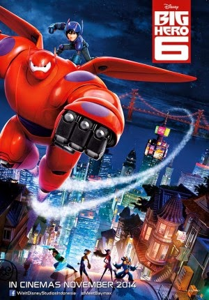 Trailer Big Hero 6 2014 Bioskop