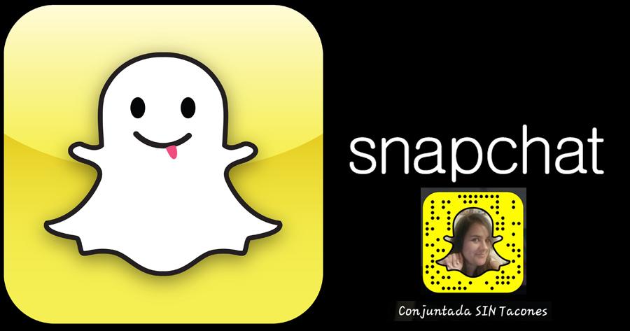 ¡¡Sígueme en Snapchat!!