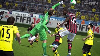 #7 FIFA Soccer 14 Wallpaper