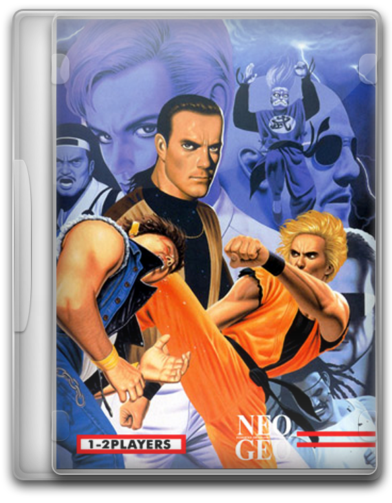 Art Of Fighting Collections Portable (Arcade)