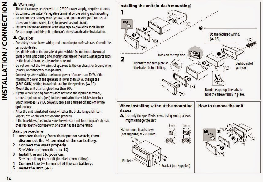 Wiring Diagram For Car Flasher Unit further Wiring Diagram Multiple Smoke Detectors moreover Wiring Diagram For Manual Call Point in addition Wiring Harness For Pioneer Deh 1300mp likewise Toyota Steering Wheel Control Wiring Diagram. on manual for jvc head unit wiring