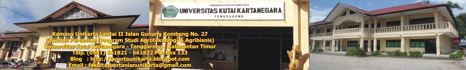 FAKULTAS PERTANIAN UNIKARTA TENGGARONG