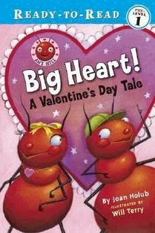 bookcover of BIG HEART! A VALENTINES DAY TALE  by Joan Holub