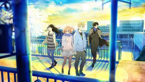 Kyoukai no Kanata Movie: I'll Be Here - Mirai-hen Subtitle Indonesia BD