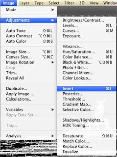Invert Image Background - Invertir fondo de Imagen