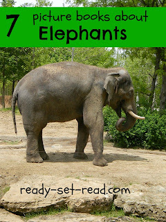 zoo activities for preschool, books about elephants