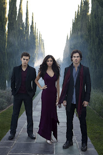 The Vampire Diaries, review, DVD release, DVD, Warner Brothers, first series, dvd review, horro genre, supernatural genre.