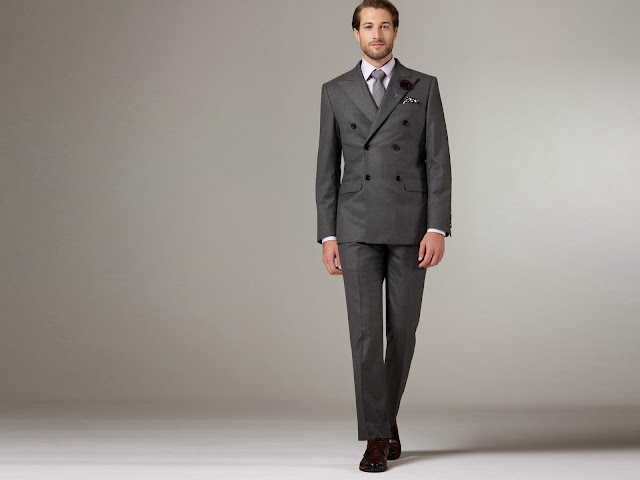 Indochino Earl Gray
