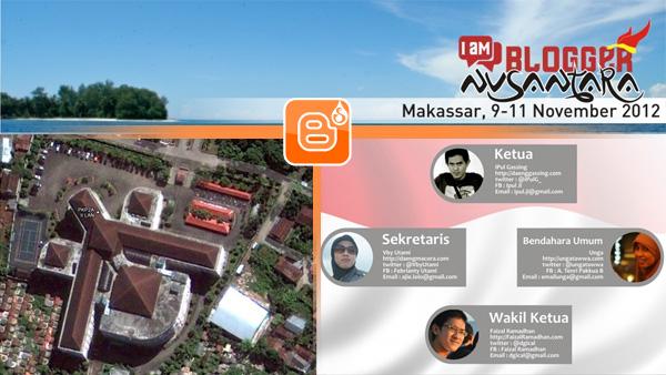 Blogger Nusantara Makassar 2012