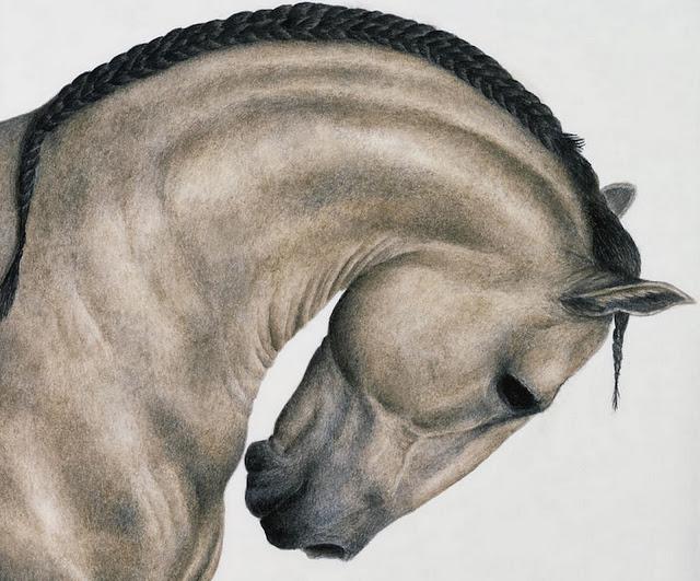 liezos-al-oleo-de-caballos-modernos