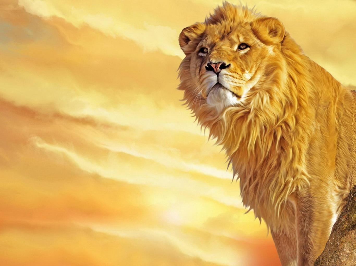"""La palabra León proviene del griego lao """"yo veo"""". La lengua egipcia ..."""