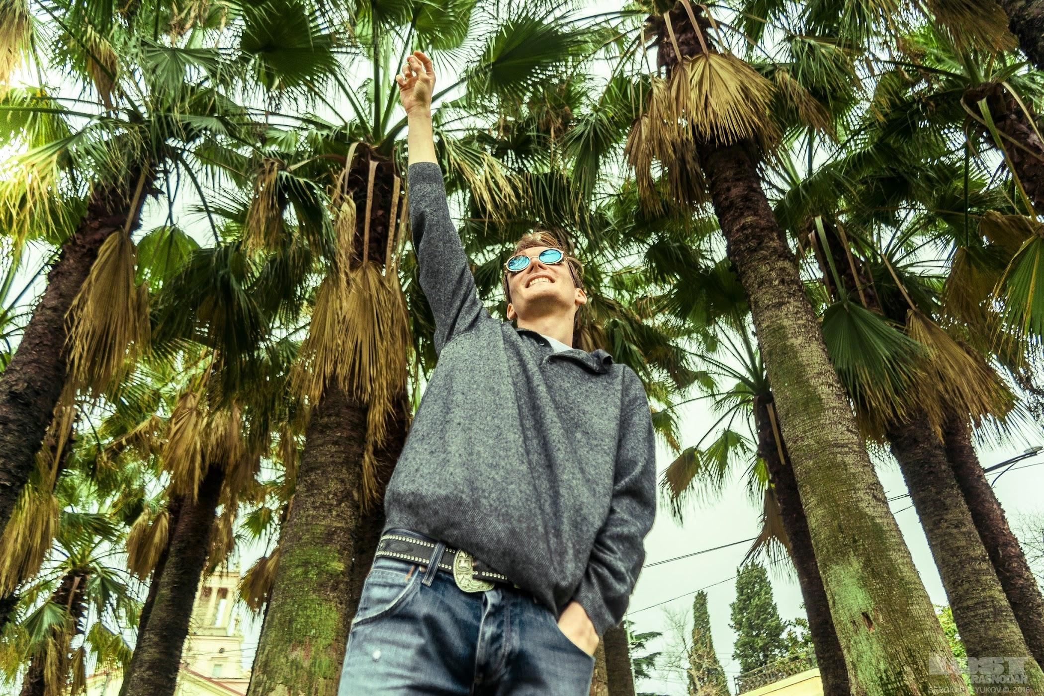 Фото с пальмами