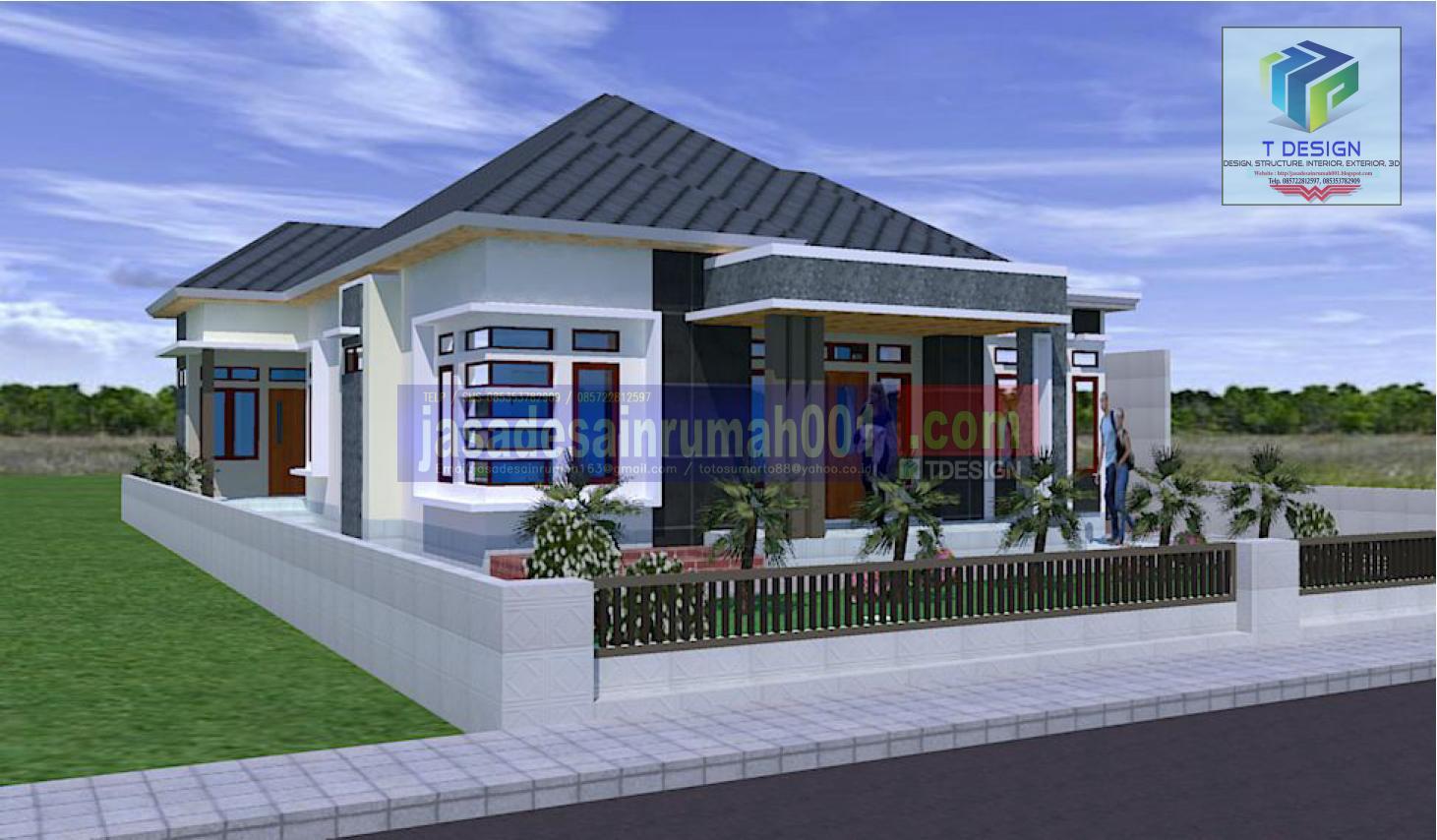 jasa desain rumah t design struktur konstruksi macam