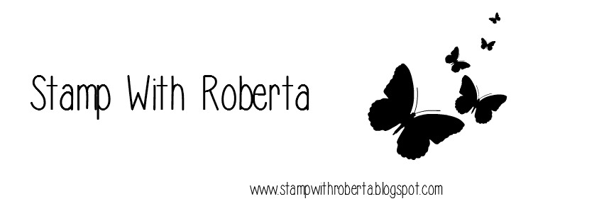 Stamp with Roberta