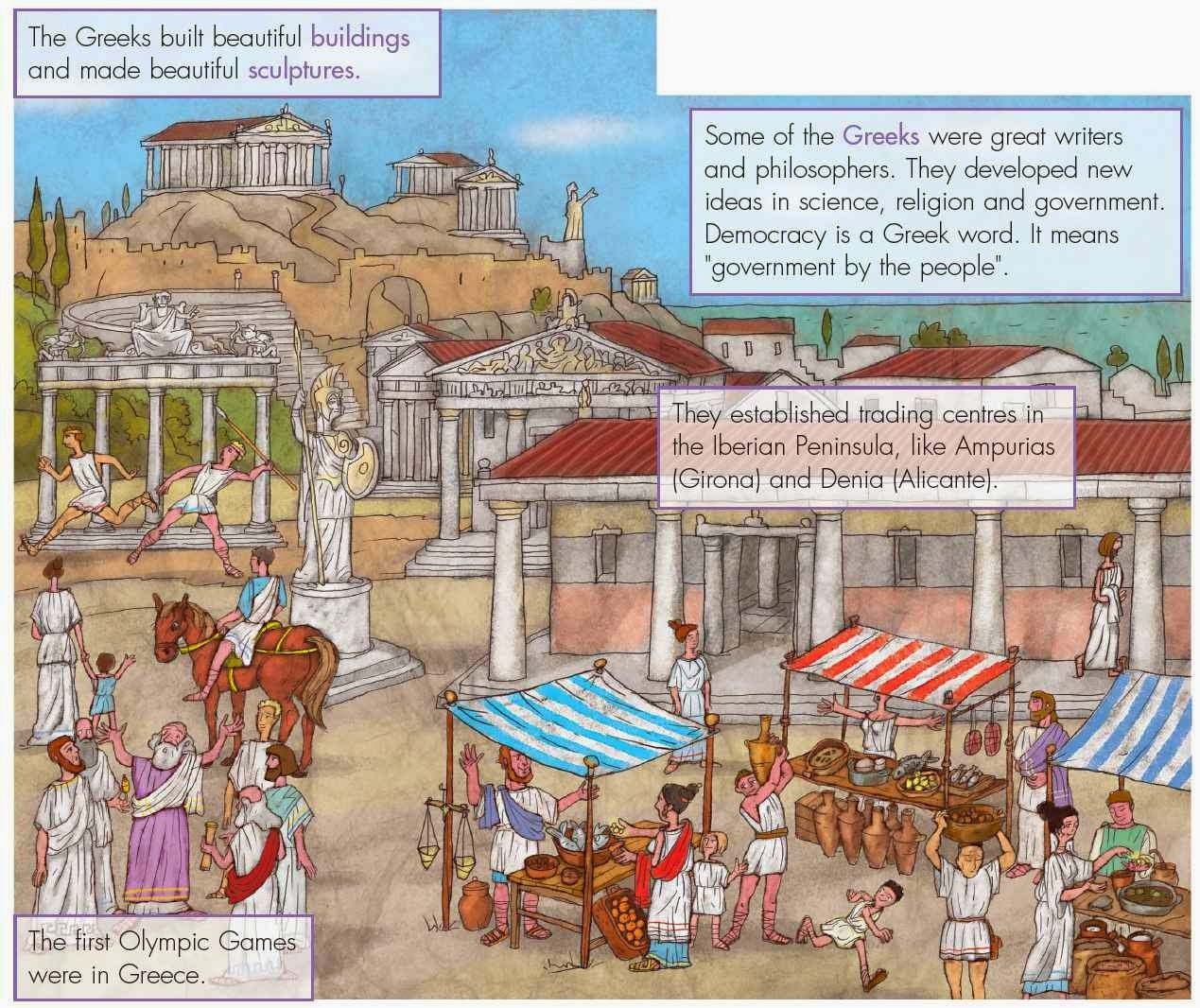 greek and roman governments Comparison: ancient greeks & romans during the empire, roman women had quite a few rights, but were still not citizens the greeks spoke greek.