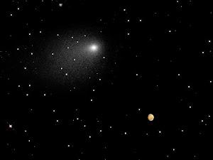 Marte & cometa Siding Spring
