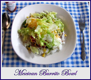 Vegetarian Burrito Bowl Recipe