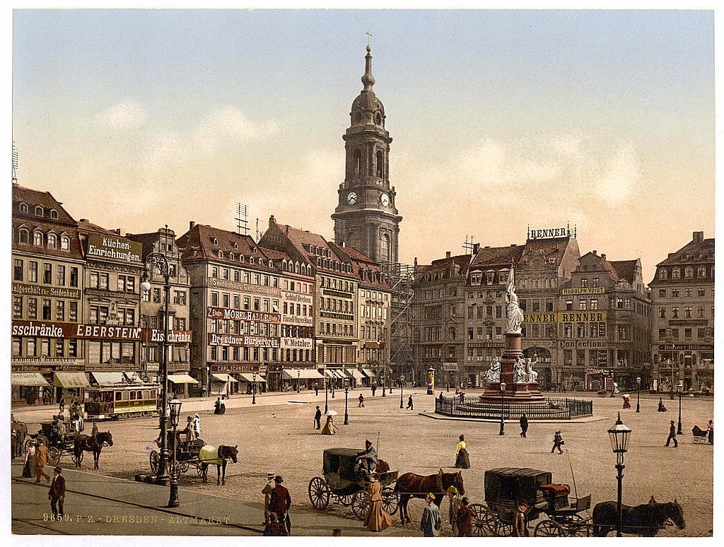 Dresden Germany  City new picture : Pre war Dresden Germany