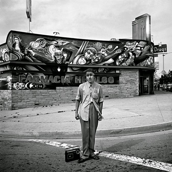 TROPICALIZER: Roger Minick // Mural portraits / East Los Angeles / on jaime escalante, city terrace, los feliz, los angeles county, south los angeles, orange county, salton city, garfield high school, boyle heights, south gate, downtown los angeles, american me, monterey park, california, silver lake,