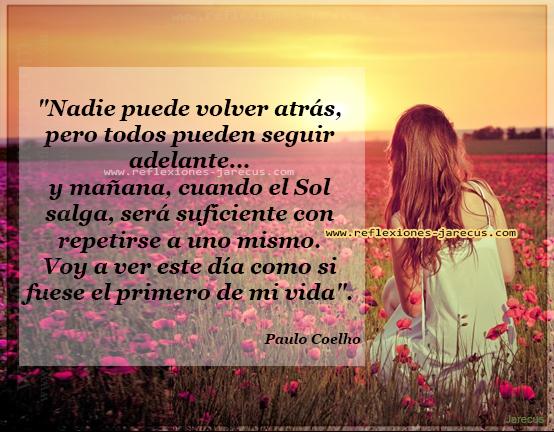 Paulo Coelho, Reflexiones de Vida,