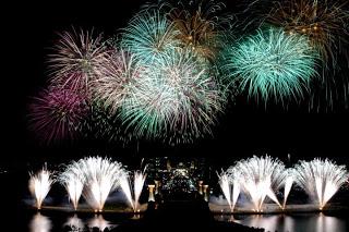 Pertandingan Bunga Api Antarabangsa Putrajaya 2013