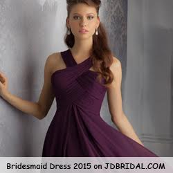 Bridesmaid Dress 2015 on JDBridal.com