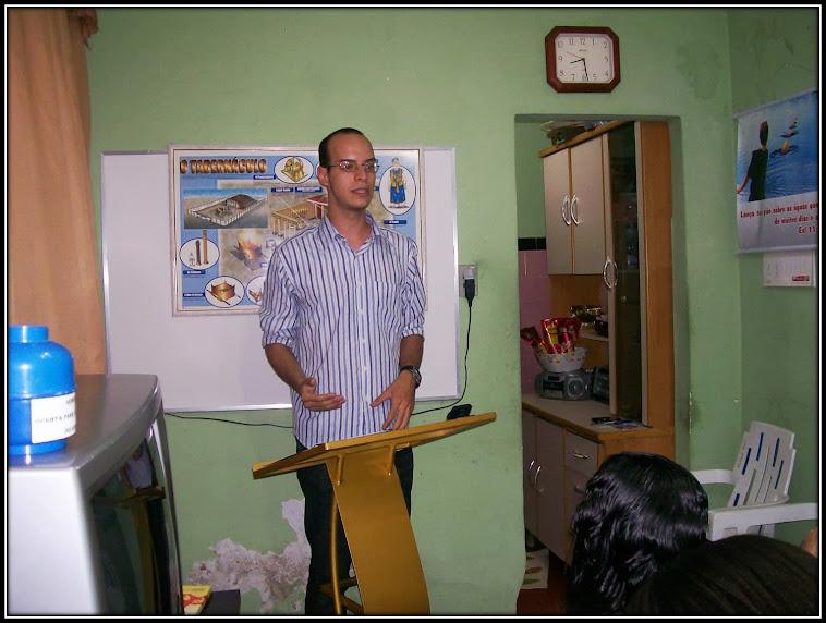 Palestrante Pedro Lage!