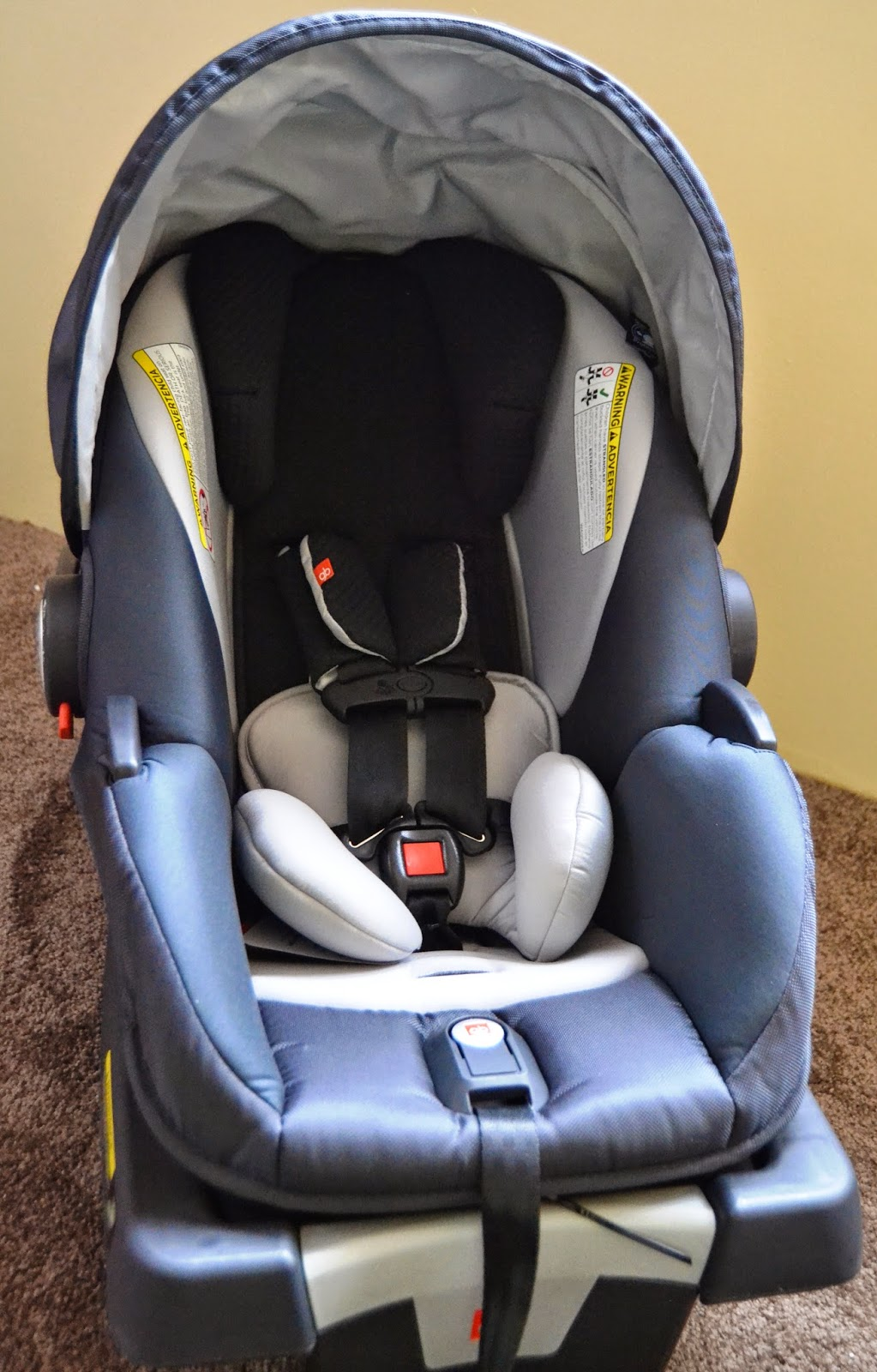 gb asana35 ap car seat review the nutritionist reviews. Black Bedroom Furniture Sets. Home Design Ideas
