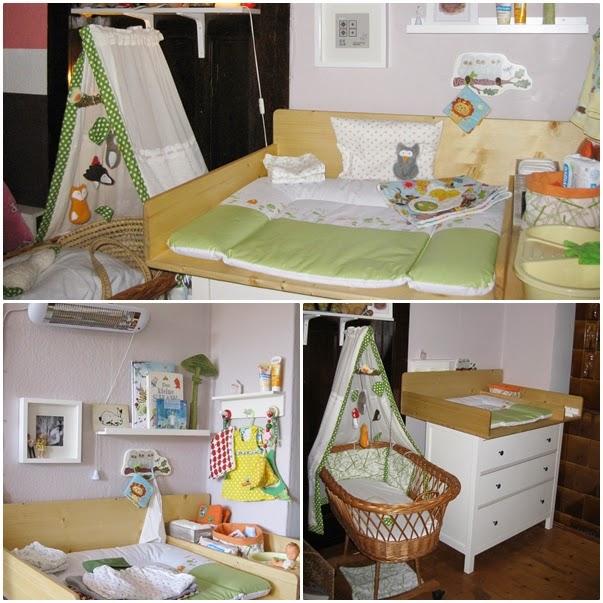 babyecke im schlafzimmer gestalten – bigschool, Schlafzimmer entwurf